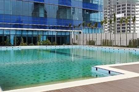 Our Three Swimming Pools   Garden Swimming Pool (1F), Fitness Swimming Pool  (7F), And Residence Swimming Pool   Present The Relaxation In The Heart Of  The ...